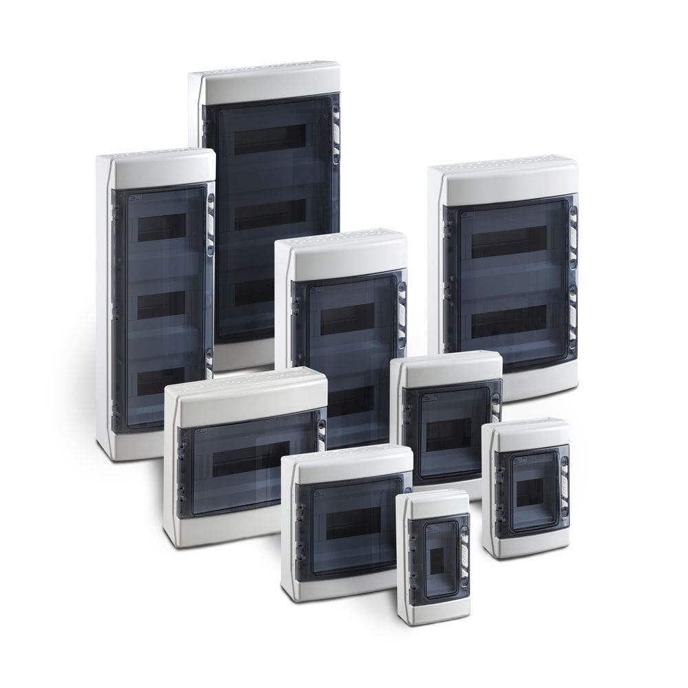 Coffrets modulaires